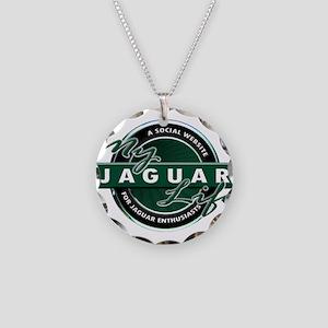 My Jaguar Life New Necklace Circle Charm