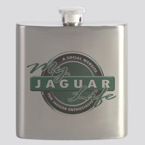 My Jaguar Life New Flask