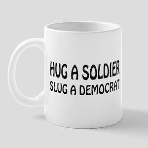 Funny Anti-Democrat T-shirts Mug