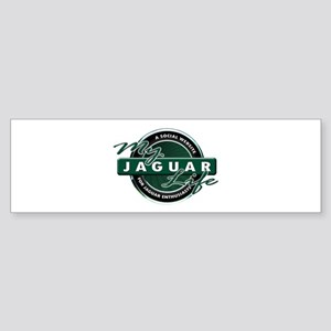 My Jaguar Life New Bumper Sticker