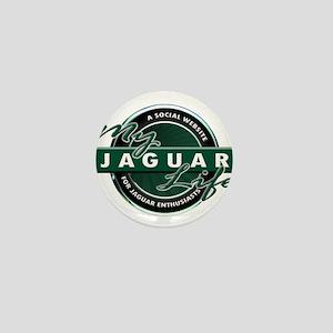 My Jaguar Life New Mini Button