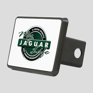 My Jaguar Life New Rectangular Hitch Cover