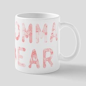 Momma Bear Pink Mug