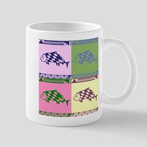 MIBRES FISH QUAD Mug