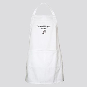 WORLD OYSTER BBQ Apron