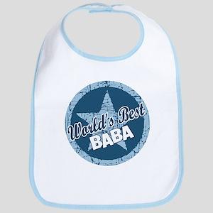 Worlds Best Baba Bib