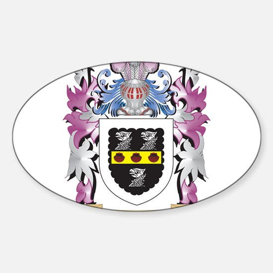 Wilmot Coat of Arms - Family Crest Decal