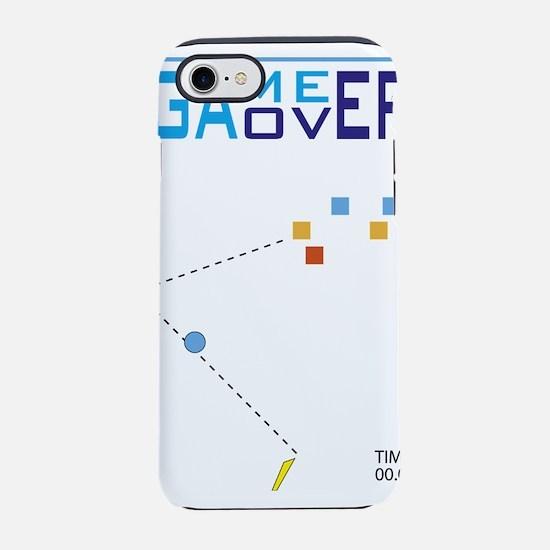 game over iPhone 8/7 Tough Case