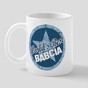 Worlds Best Babcia Mug