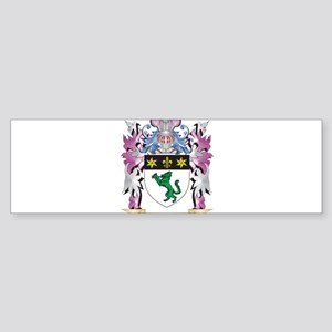 Wilson Coat of Arms - Family Crest Bumper Sticker