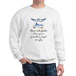 Chrome Guardian Angel Sweatshirt
