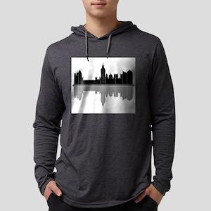 London skyline Long Sleeve T-Shirt