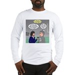 Sports Interview Long Sleeve T-Shirt