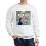 Sports Interview Sweatshirt
