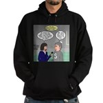 Sports Interview Hoodie (dark)