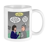 Sports Interview 11 oz Ceramic Mug