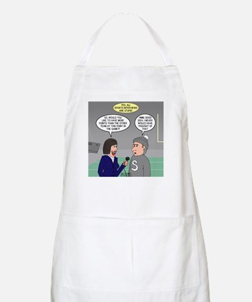 Sports Interview Light Apron
