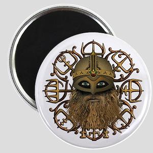 Viking & Vegvisir Magnet