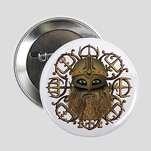 """Viking & Vegvisir 2.25"""" Button"""