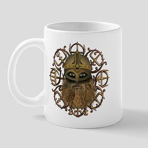 Viking & Vegvisir Mug