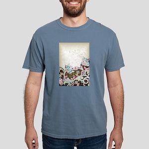 Ornamental Vintage Floral Pretty Design T-Shirt