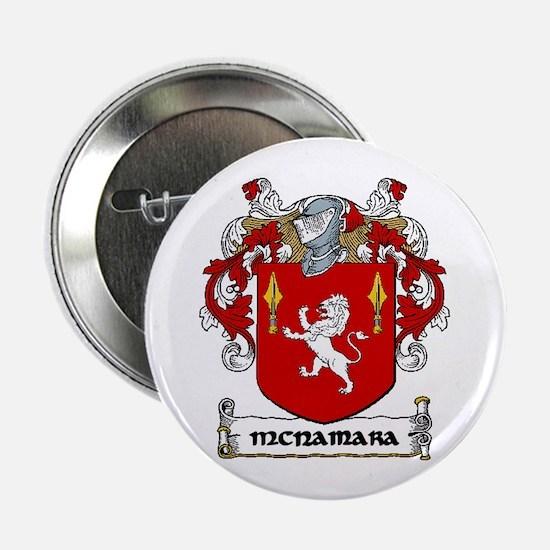 "McNamara Coat of Arms 2.25"" Button (10 pack)"