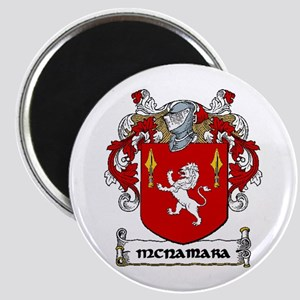 """McNamara Coat of Arms 2.25"""" Magnet (10 pack)"""