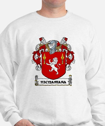 McNamara Coat of Arms Sweatshirt