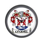 O'Neill Coat of Arms Wall Clock