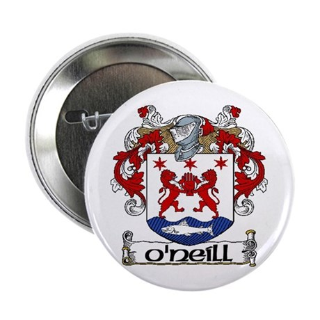 """O'Neill Coat of Arms 2.25"""" Button (10 pack)"""