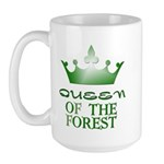 Forest Queen Large Mug