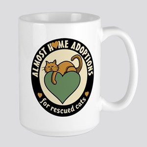 Almost Home Logo Mugs