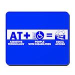 AT = Access! Mousepad