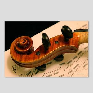 Violin Suite Postcards (Package of 8)