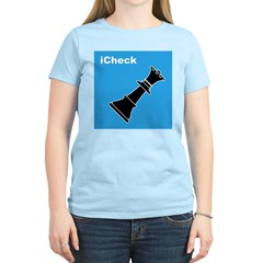 Chess iCheck Women's Light T-Shirt
