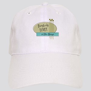 Everybody Loves an Office Manager Cap
