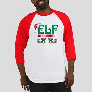 ELF in TRAINING Baseball Jersey