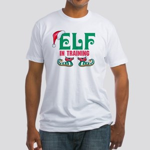 ELF in TRAINING Fitted T-Shirt