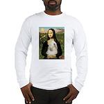 Mona / Tibetan T Long Sleeve T-Shirt