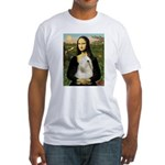 Mona / Tibetan T Fitted T-Shirt