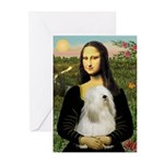 Mona / Tibetan T Greeting Cards (Pk of 20)