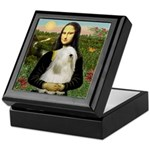 Mona / Tibetan T Keepsake Box