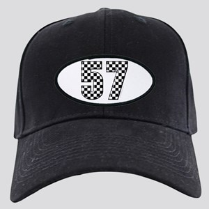 Auto Racing #57 Black Cap