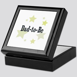 Dad-to-Be Keepsake Box