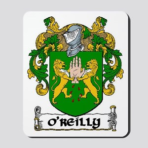O'Reilly Coat of Arms Mousepad