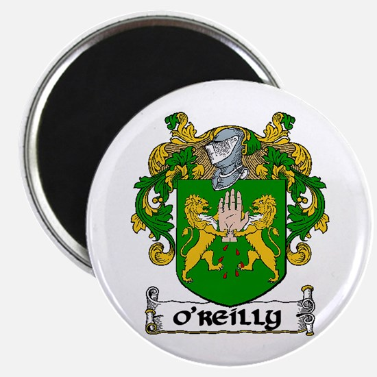 "O'Reilly Coat of Arms 2.25"" Magnet (10 pack)"