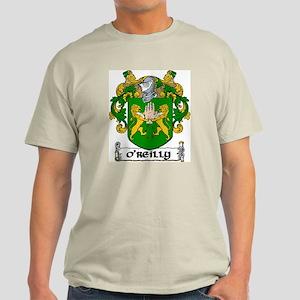 O'Reilly Coat of Arms Light T-Shirt