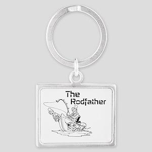 The Rodfather Keychains