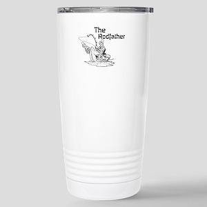 The Rodfather Travel Mug