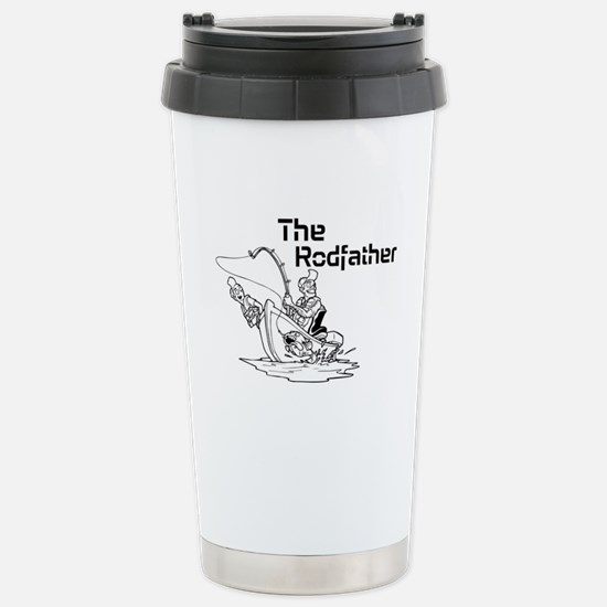 The Rodfather Travel Mug